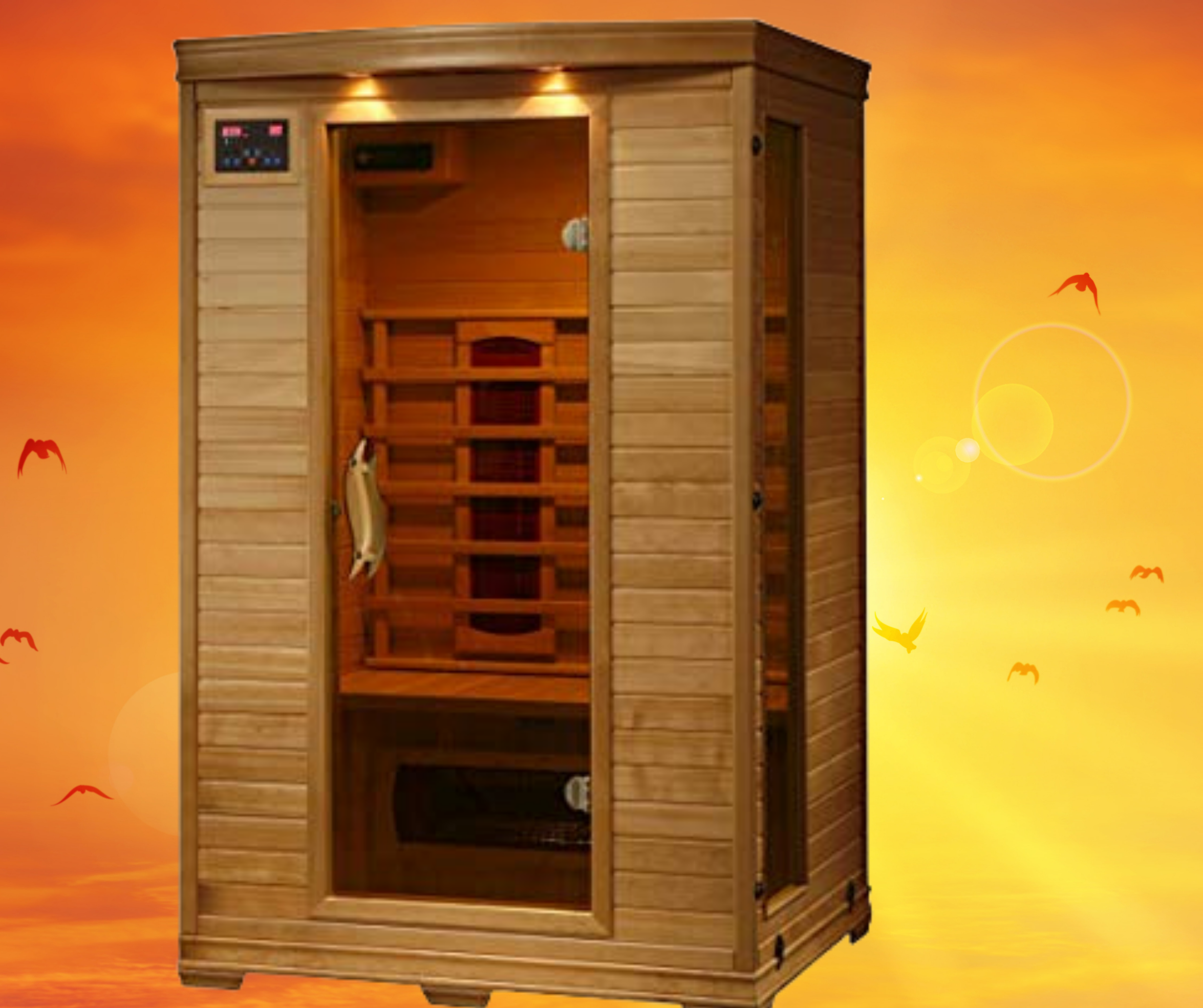 infrared sauna treatments central wisconsin